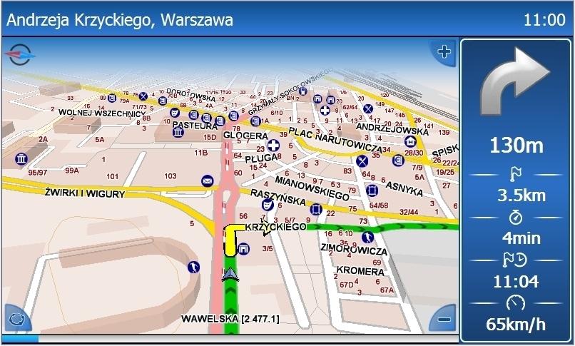 Mapa Gps Navigo