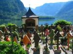 Austria - HALLSTATT. Perełka alpejskich pojezierzy Austrii