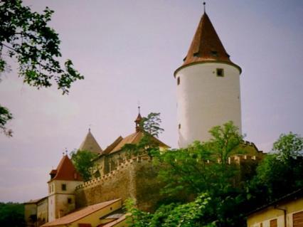 PRAGA i okolice (cykl artykułów): Zamki i pałace Czech