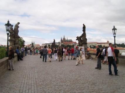 PRAGA i okolice (cykl artykułów): Most Karola i praskie zabytki