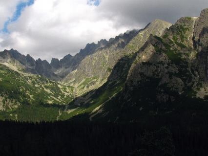Tatry w poezji: Nie mój Dunajec... Kazimierz Przerwa - Tetmajer