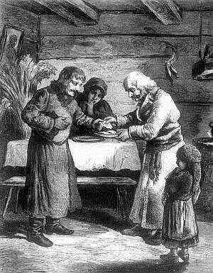 Choinka i opłatek. Jak to dawniej w Polsce bywało