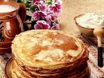 Smaki świata: BLINY - tradycyjne naleśniki ruskie