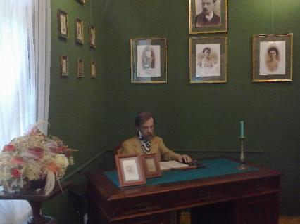 WOLA OKRZEJSKA. Rodzinne strony Henryka Sienkiewicza