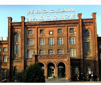 WROCŁAW - stolica Dolnego Śląska (cykl artykułów): Wrocław. Cztery bramy Nadodrza