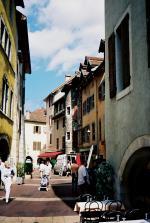 Francja: Annecy