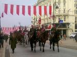 11 listopada na warszawskim Starym Mieście