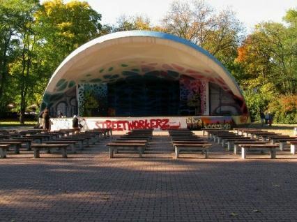 Zielony oddech stolicy: Park Praski czyli carskie pozostałości w Warszawie