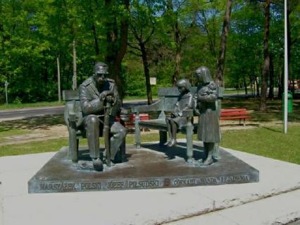 SULEJÓWEK. Milusin Marszałka Piłsudskiego